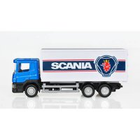 [globalbuy] RMZ CityScania truck 1:64 Toy Vehicles Alloy Pull Back Mini Car Replica Author/4453343