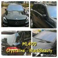 3M kaca film Crystaline + BlackBeauty ( Small Car )