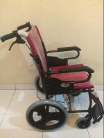 KURSI RODA TRAVEL MERK SELLA KY 871 LB