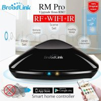 BROADLINK RM2 PRO, SMART HOME AUTOMATION REMOTE CONTROL, WIFI + IR +