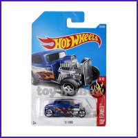 Hot Wheels 32 FORD BLUE RED
