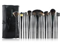 Brush SET Makeup for you / Make up for you Bamboo 24pcs - Doffi BLACK