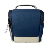 SDV MR-502 Tas Kamera Mirorrless - Canvas Biru