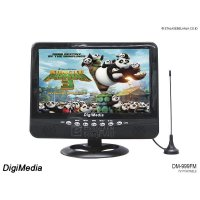 TV PORTABLE LCD 9 INCH - DIGIMEDIA DM-999FM