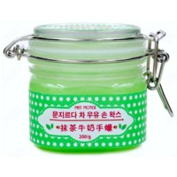 MISS MOTER - MATCHA AND MILK - HAND WAX | WHITENING - MOISTURE - EXFOLIATING