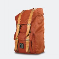 [Tas Ransel] The Java Backpack (Red Brick)