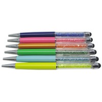 High Sensitivity Stylus Pen with Transparent Rhinestones - STP-05S