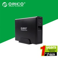 ORICO 7618NAS Aluminum 3.5 inch SATA3.0 HDD with USB3.0 or Ethernet LAN