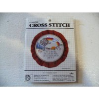 [macyskorea] DMC Loai Thompson Counted Cross Stitch 3014 Rejoice in 5 Framing Hoop/8108191
