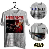 Star Wars - Collection Kaos Movie Original Gildan