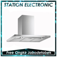 Modena PIAZZA - CX 9150 Chimney Hood STAINLESS MATERIAL + Free Delivery JABODETABEK