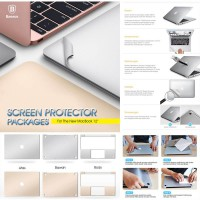 Baseus Body Protector Packages New Macbook 12