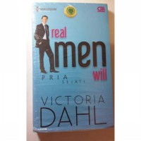 Novel Harlequin : Victoria Dahl - Real Men Will Pria Sejati