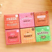 Pastry Shop Mini Sticker Pack