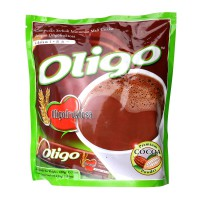 Oligo 4in1 premium cocoa powder Chocolate malt drink oligofruktosa 15sachet
