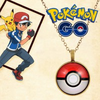 Kalung POKEMON GO Poke Ball | 3 Warna