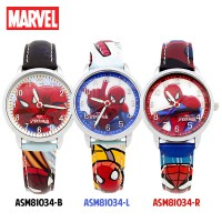 Marvel Spiderman ASM81034 Jam Tangan Anak Analog Original