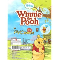 [Hive Healthy Living Museum] before opening Winnie the Pooh Children raincoat
