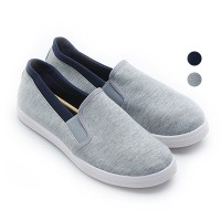 5 Pilihan Dr.Kevin Ladies Slip-On Shoes 5308: Grey, 5309 : Red, Cream, Grey, D. Green