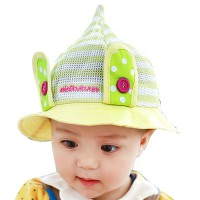 Topi Anak Rabbit Ear Pot (Yellow)