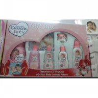 Cussons gift box first baby lullaby