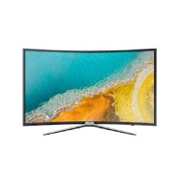 Samsung 40' Full HD Curved Smart LED TV - Silver - 40K6300