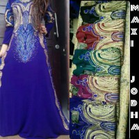 ABAYA INDIA KEONG SENADA / GAMIS / DRESS / BAJU INDIA