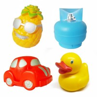 Ocean Toy Celengan Smile Pineapple, Mobil Antik,Bebek dan Tabung Gas OCT9956
