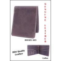 DOMPET BOURZU WALLET 605 Genuine Leather