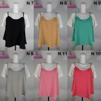 [BIG SALE] BLOUSE VARIASI TANK TOP