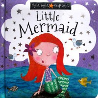[HelloPanda] Little Mermaid - Night Night Sleep Tight Board Book