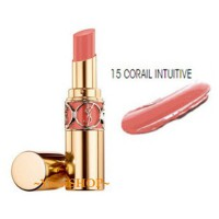 YSL ROUGE VOLUPTE SHINE LIPSTICK COLOUR15