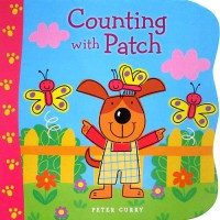 [HelloPanda] Counting with Patch Board Book