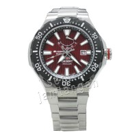 Orient M - Force SEL07002H0 Dial Merah Automatic - Power reserve - 200Mtr
