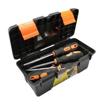 Kenmaster B250 Set Tool Box Mini + 6 Obeng