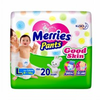 Merries good skin pants L20