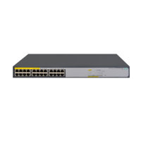 HP Switch Managed 1420-24G-PoE+ 124W
