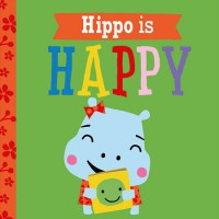 [Hellopandabooks] Hippo is HAPPY - Playdate Pals Character Building Story Book