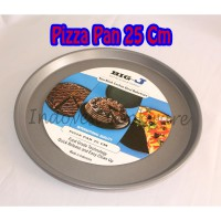 LOYANG CETAKAN PIZZA 25CM / PIZZAPAN 25CM