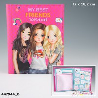 Top Model 7944 TOPModel Friendship Book