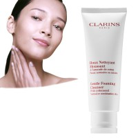 Clarins Gentle Foaming Cleanser with Cottonseed for Normal or Combination Skin 50ML