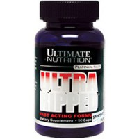 Ultimate Nutrition Ultra Ripped Fast Acting Formula (FAF) 90 caps | Penurunan berat badan, diet