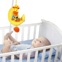 Baby Play Musical Moon Bell