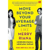 [SCOOP Digital] Move Beyond Your Average Limits Like Merry Riana (Cover baru) by Richie Walia