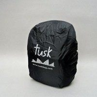 Tuskbag Raincover Black Coverbag Pelindung Tas Anti Air Awet