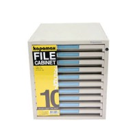 [Filing -10 keys only Kappa 49,000 (90,112) deposit document archiving paper documents deposit box storage box document organizer document archiving documents