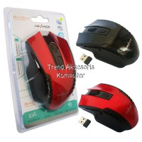 Mouse Wireless Advance WM501A