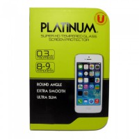 PLATINUM IPHONE SE / 5S / 5 PRIVACY (ANTI SPY) TEMPERED GLASS SCREEN PROTECTOR