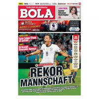[SCOOP Digital] Tabloid Bola Sabtu / ED 2705 OCT 2016