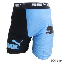 Boxer Pants Men Spandek Biru – BOX 599